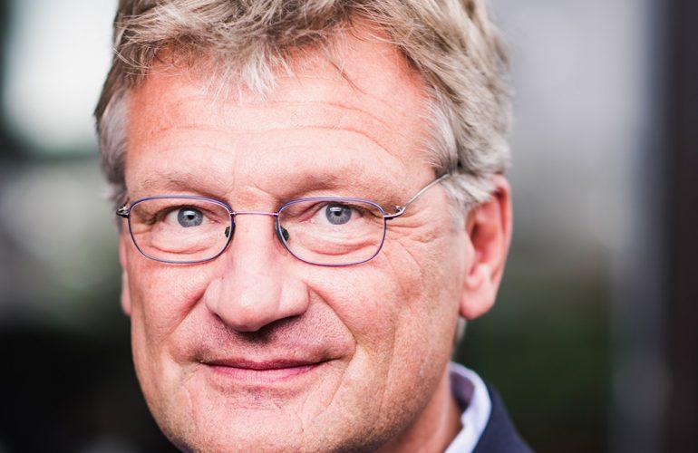 Im Gespräch mit Jörg Meuthen über Euro, AfD und Sozialstaat