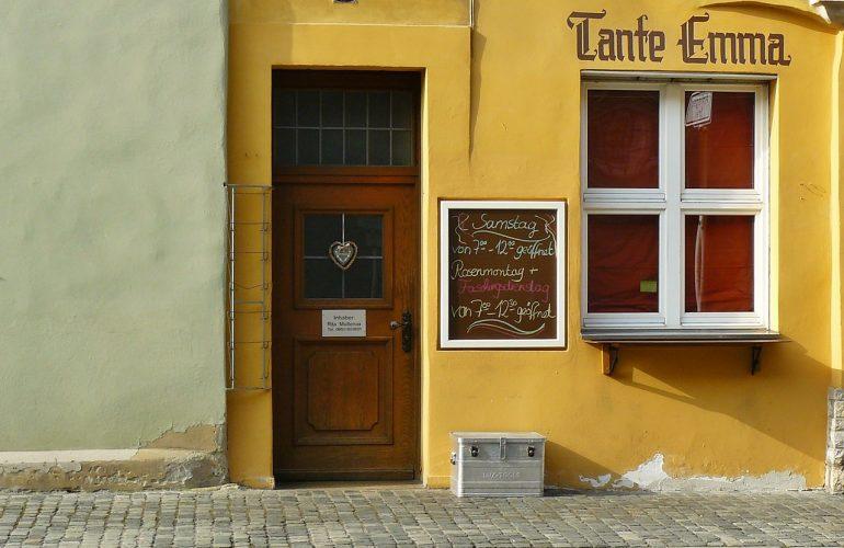 Vortrag in Dresden: Nachbarschaftliche Marktwirtschaft