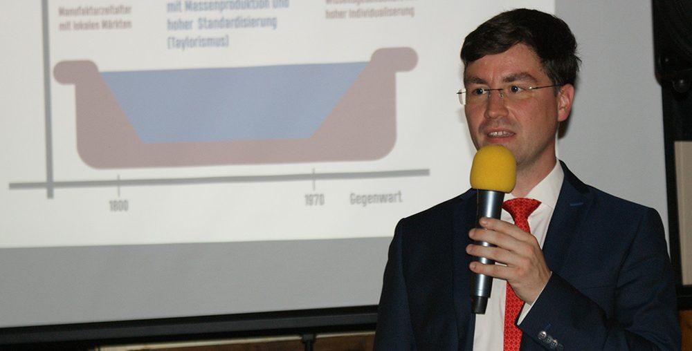 Vortrag in Berlin