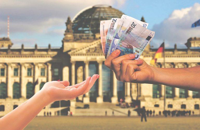 Umfrage: Bargeld bedeutet Freiheit