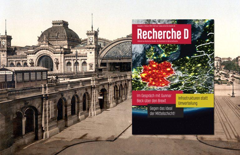 Vorschau: Recherche D, Heft 4