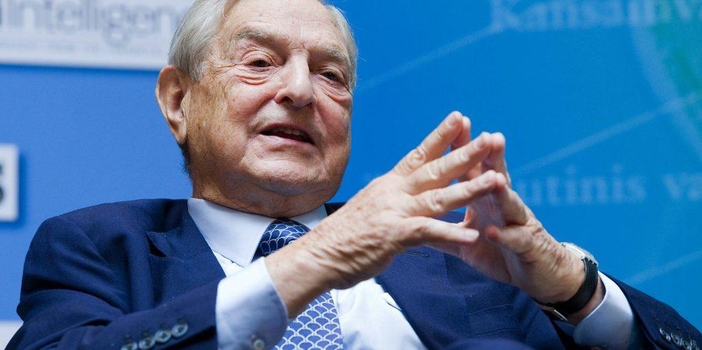Einmischung von Soros in Ostdeutschland verbieten!